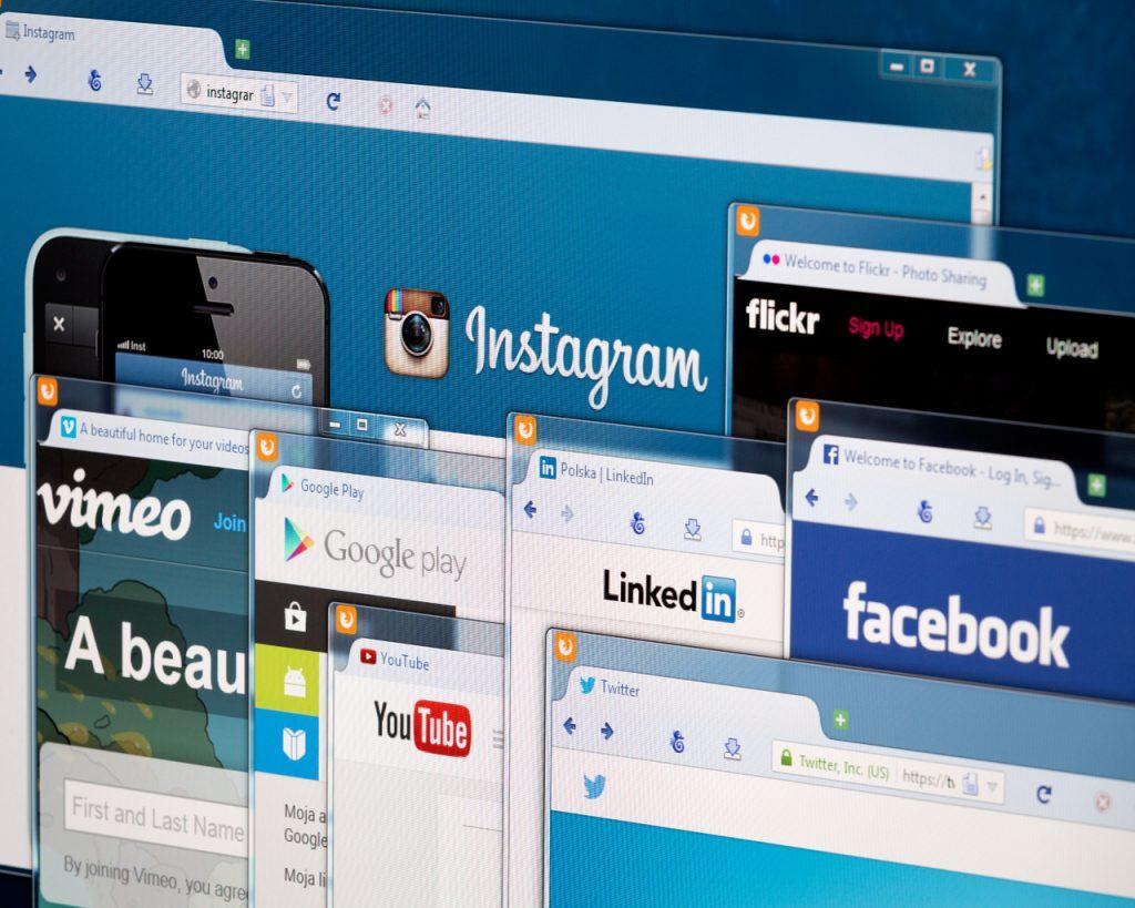 Facebook & Co., Amazon, Tencent, usw. wissen immer mehr über uns.